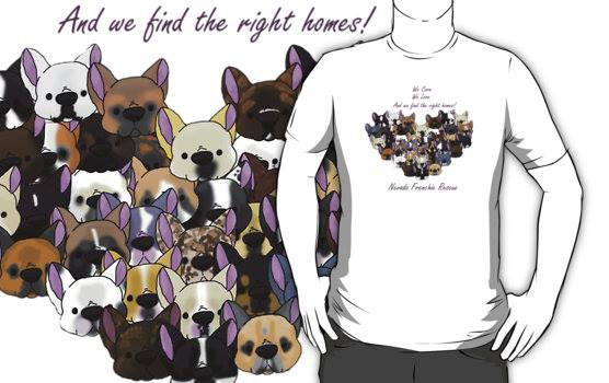 Nevada_Frenchie_Rescue_Shirts_for_Sale